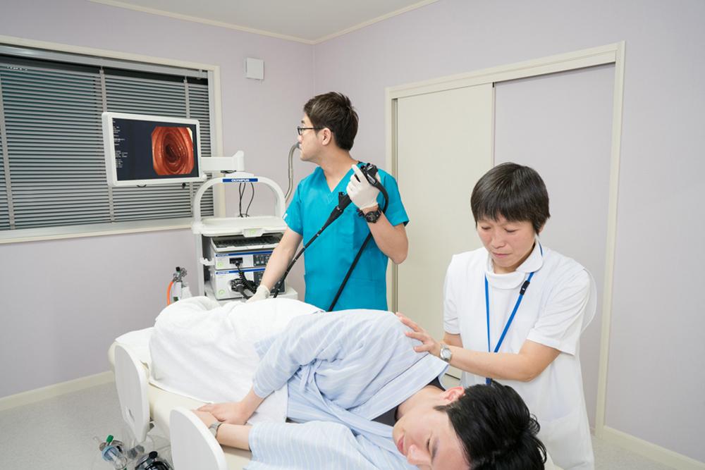 仙台で大腸内視鏡検査はまつだクリニック